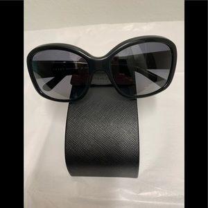 Prada Polarized Sunglasses & Case